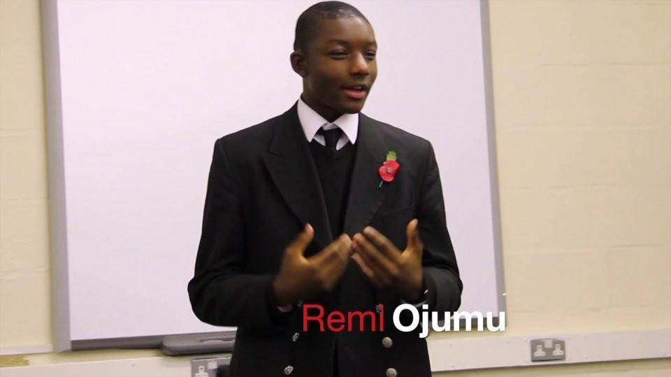Theme Study Presentation – Remi Ojumu